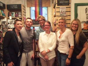 Gay's The Word Book Event - Bold Strokes Books