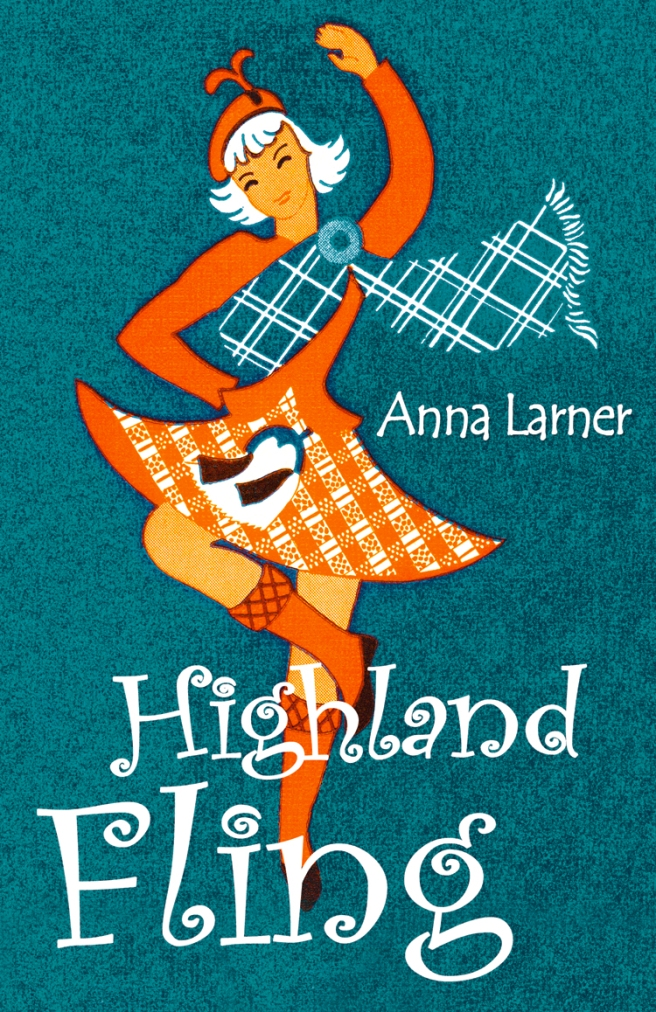 Highland Fling Book Cover