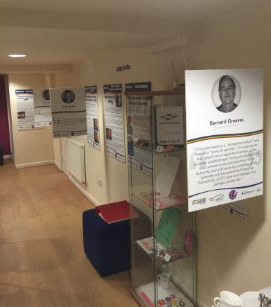 Leicester LGBT Centre Exhibition