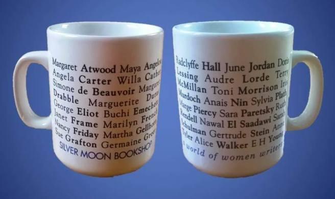 Silver Moon Bookshop Mug