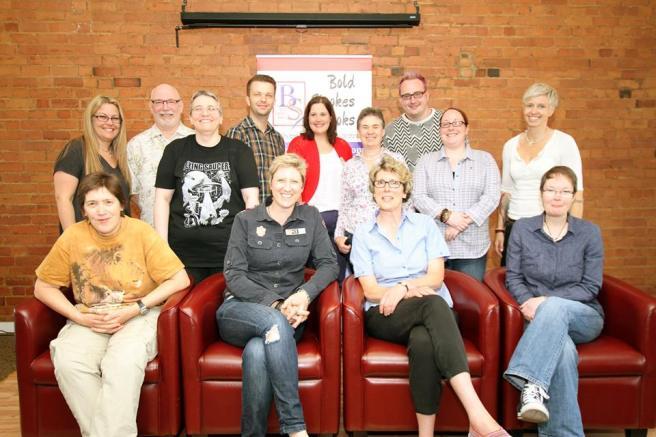 Bols Strokes Books Festival 2016 Attending Authors