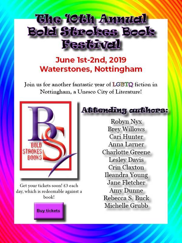Bold Strokes Books Festival 2019