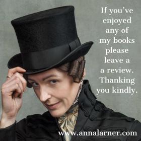 annalarner.com Anna Larner Gentleman Jack Highland Fling Love's Portrait